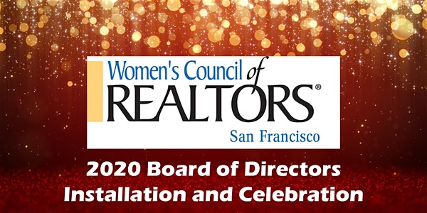 2020 Officer Installation Women's Council of Realtors SF